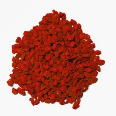 Deco granulate 500 ml red 2 - 3 mm