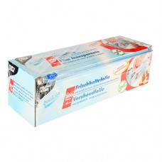 Cling film, PVC 300 m x 30 cm with practical safety cutting system