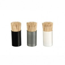 450 Toothpicks, wood round 6.8 cm in box