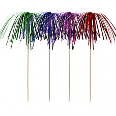"10 Party picks 15.5 cm ""Fireworks"""
