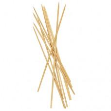 """200 Kebab skewers, bamboo """"pure"""" Ø 2.5 mm · 20 cm"""