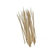 """250 Kebab skewers, bamboo """"pure"""" Ø 2.5 mm · 15 cm"""