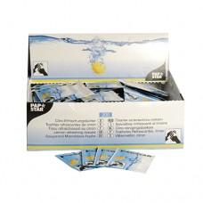 """200 Lemon refreshing tissues 14 cm x 14 cm """"Citro"""""""