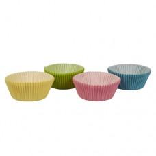 60 Baking cups Ø 5 cm · 2.5 cm colours assorted