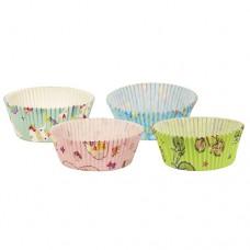 60 Baking cups Ø 5 cm · 2.5 cm 4 designs assorted