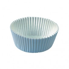 200 Baking cups Ø 5 cm · 2.5 cm white
