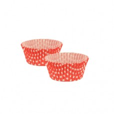 "100 Baking cups Ø 3.5 cm · 1.9 cm ""Patterned"""