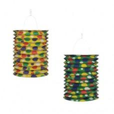 "2 Lanterns Ø 15 cm · 20 cm ""Confetti"""