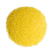 Coloured sand 500 ml yellow