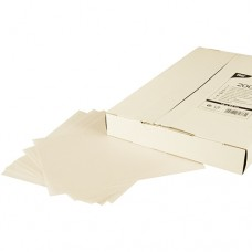 2000 Sheets of cream cover paper 22 cm x 16 cm white