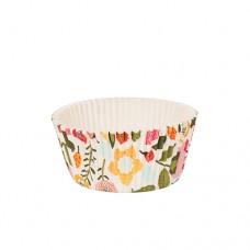 "20 Baking cups, American Cups Ø 5 cm · 4 cm ""Blomma"""