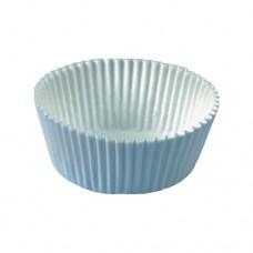 100 Baking cups Ø 5 cm · 2.5 cm white
