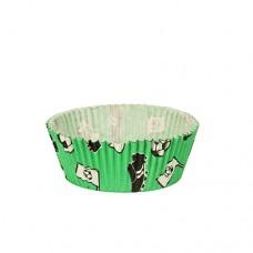 "60 Baking cups Ø 5 cm · 2.5 cm ""Soccer"""
